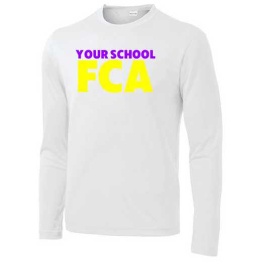 Long Sleeve Competitor T-shirt